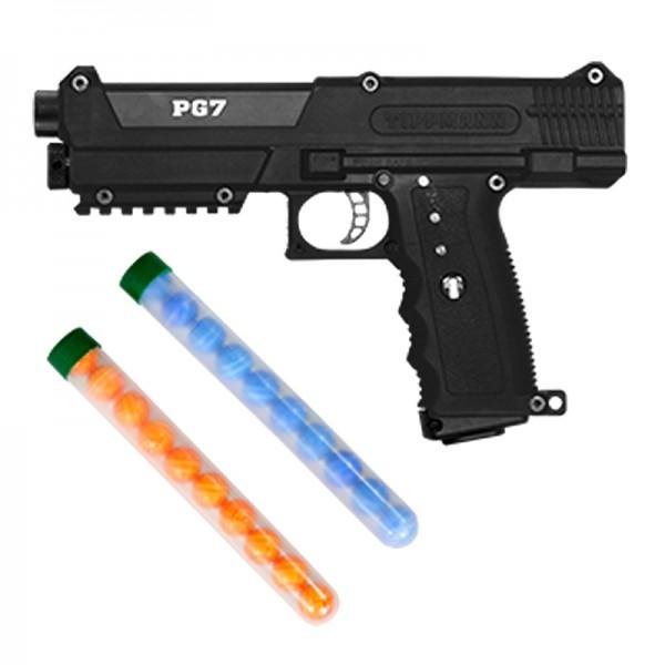 Tippmann PG7 LTL Cal.68 Home Defense - Schwarz
