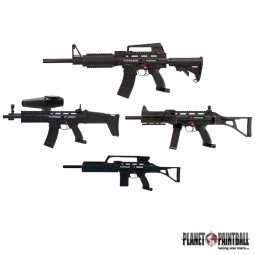 Tippmann X7 Phenom Super Pack Cal.68