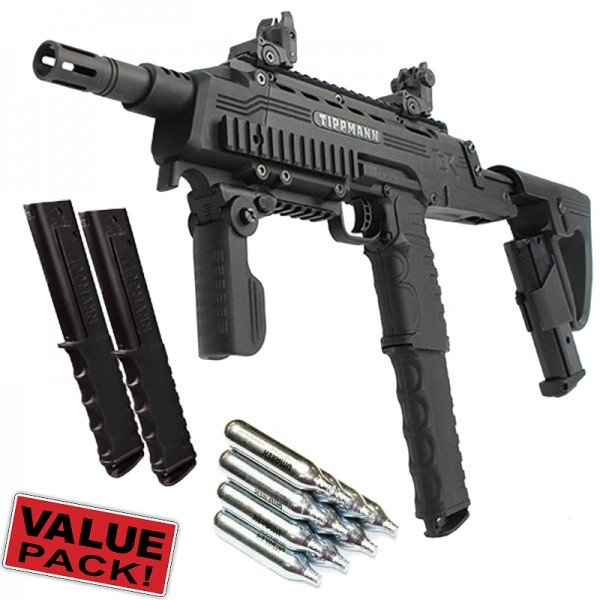 Tippmann TCR Cal.68 Value Pack