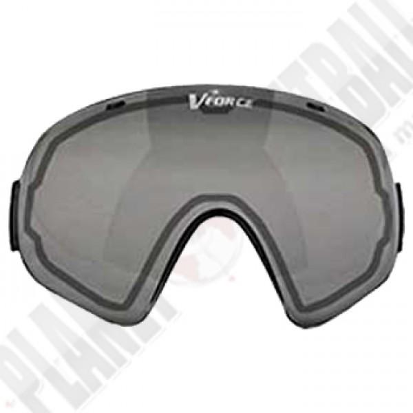 VF Profiler Thermal Maskenglas - Mirror Silver