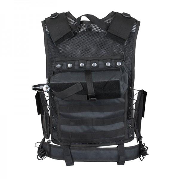 New Legion Tactical Weste Carrier schwarz