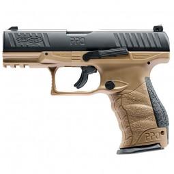 Walther PPQ M2 T4E RAM Pistole Cal.43 - FDE