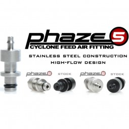 TechT phaze5 Cyclone Feed Air Fitting