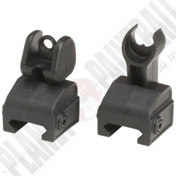 Front & Rear Flip-Up Sights