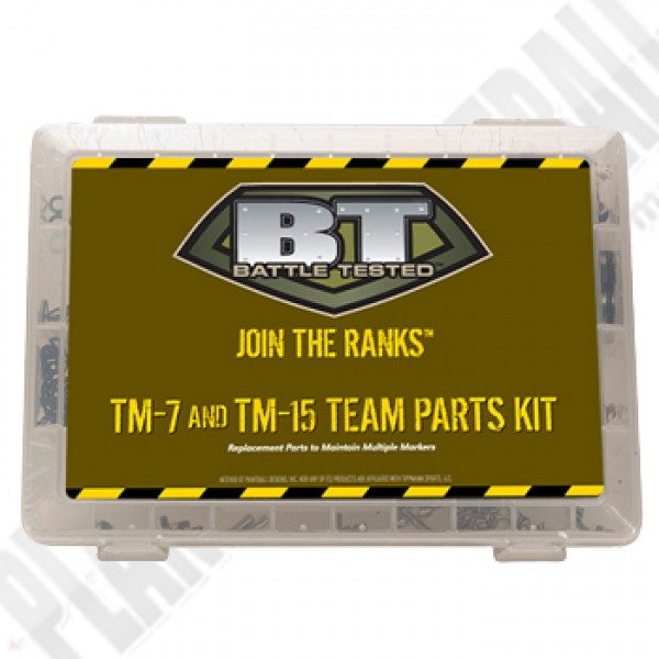 Team Parts Kit [BT TM-7|TM-15]