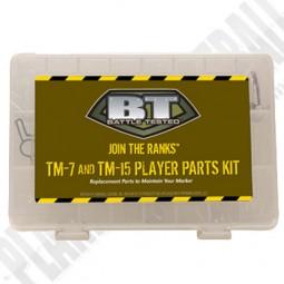 Player Parts Kit - BT TM-7 TM-15