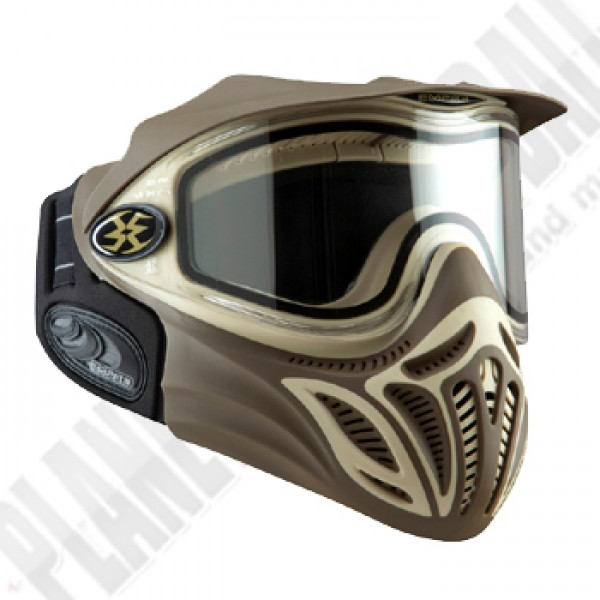 Empire Event ZN LTD Paintball Maske - brown-tan