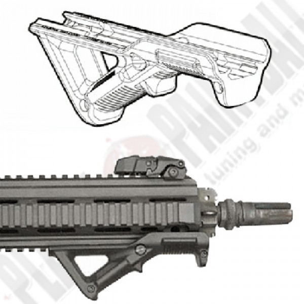 AFG - Angled Foregrip