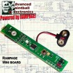 APE Rampage Tuning Board - Invert Mini
