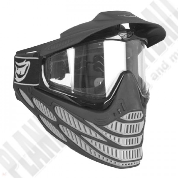 JT Flex8 Spectra Thermal Paintballmaske - schwarz