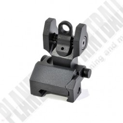 M4 Flip Up Rear Sight