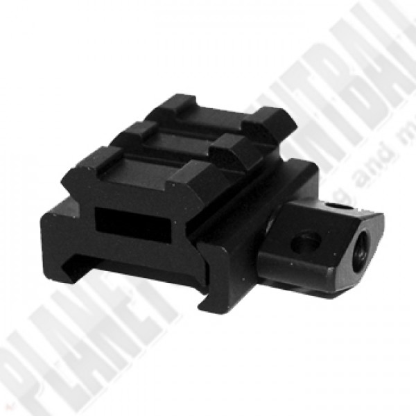 Tactical Weaver Riser Mount Low