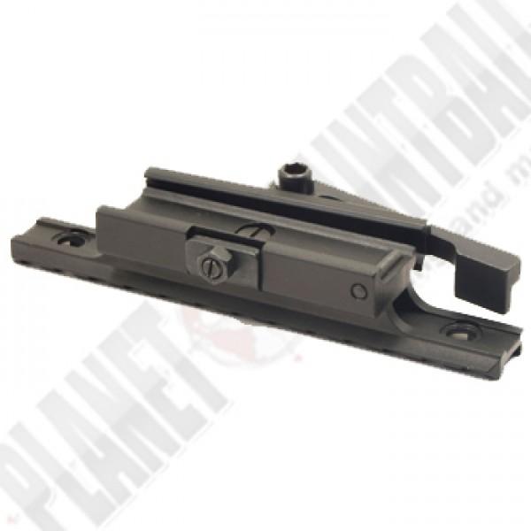 AR Weaver Riser mit Schnell Verschluss